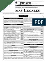 Ley 28221..Extraccion de Mat Aluvialas