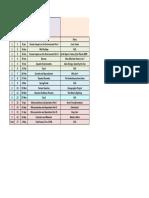 Spr 2010 Schedule