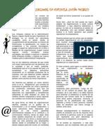 Artículo de Opinión - Cambio Organizacional en Venezuela