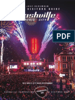 2014 Nashville Visitors Guide