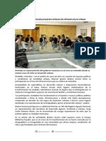 20-11-14 Analiza Maloro Acosta Proyectos Exitosos de Infraestructura Urbana