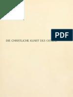 GLÜCK, H. - Die Christliche Kunst Des Ostens