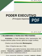 Aula - Poder Executivo