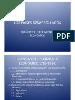 Historia económica Francia