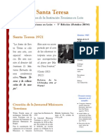 I.T. de León y Santa Teresa 1921