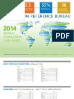 2014 World Population Data Sheet Eng(1)