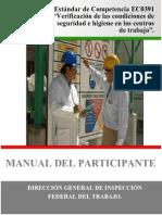 Manual EC0391