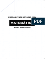 Matemática 2014