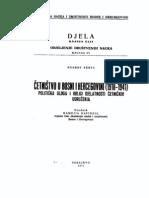 Nusret Šehić - Četništvo u Bosni i Hercegovini 1918-1941