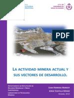 Vectores de Desarrollo Minero