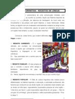 FICHA INFORMATIVA - Registos de língua.