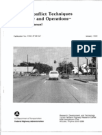 us fhwa_traffic conflict techniques for safety and operations - observation manual_88027