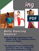Arts - Yr9 Dance - Dance Styles - Student Work - Belly Dancing