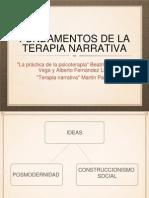 Fundamentos de La Terapia Narrativa (versión definitiva)