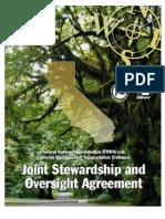 us_dot + caltrans_roles & responsibilities_stewardship_agreement