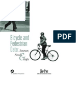 us_dot_bureau of transportation statistics_us_dot_bureau of transportation statistics_bicycle and pedestrian data -- sources, needs, and gaps_entire