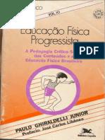 educacao fisica progressita