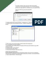 Format Flash Disk
