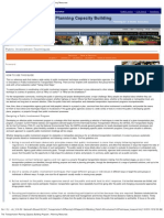 us_dot_transportation planning capacity building_public involvement techniques_foreword