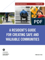 us_dot_uhwa_a resident's guide for creating walkable communities_residentsguide