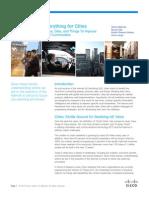 IoE Smart City PoV