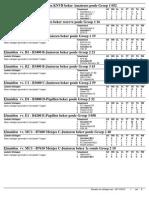 vv IJmuiden 2014-11-15 Uitslagen en Standenlijst