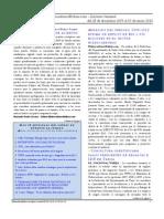 Hidrocarburos Bolivia Informe Semanal Del 28 Dic 2009 Al 03 de Ene 2010