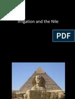 Irrigation Nile Pyramics Fall 14