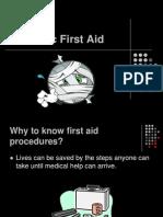 Basic First Aidfirst aid