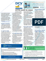 Pharmacy Daily for Fri 21 Nov 2014 - ANZTPA work to cease, $40m distribution centre opens, NICE COPD standard, Events Calendar, and much more