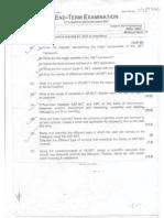 2007 Dot Net End Term Exam