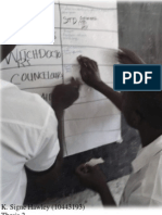Youth Perspectives on Health Education Tanzania