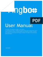 Fingbox User Manual