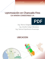 OPTIMIZACION EN CHANCADO FINO - CONDESTABLE.pdf