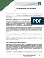 Valoración Económica de Los Puestos Mod 4