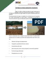 Informe Riego PasOBRAS HIDRAULICASorapa 15-Oct