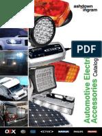 Automotive Electrical Accessories Catalogue 2012 Ashdown Ingram