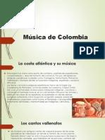 Música de Colombia