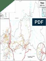 Pasco Mapa Vial
