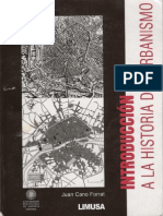 Introduccion a La Historia Del Urbanismo