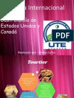 Cocina Internacional _Estados Unidos_Canada