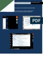 Manual Para Conectar Una Base de Datos Access en El Entorno Visual Basic 6