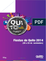 Fiestas 2014, del 20 al 23 de noviembre