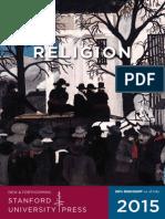 2015 Religion Catalog