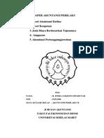 Tugas Paper Akuntansi Perilaku