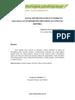 Reformas Urbanas_reurbanizações e o Morro Da Providência