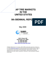 Scrap Tire Markets in the Unites States