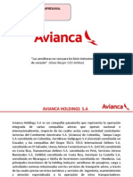 Panorama de Avianca