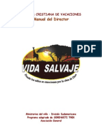 Manual Director-Vida Salvaje