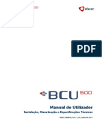 Manual Do Utilizador Bay Control Unit 500